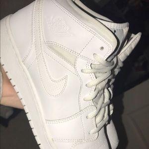 White Jordan's